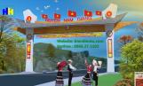 Cổng chào Huyện Nam Giang