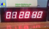 Bảng led số đồng hồ