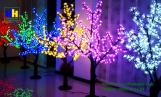 Đèn led cây trang trí